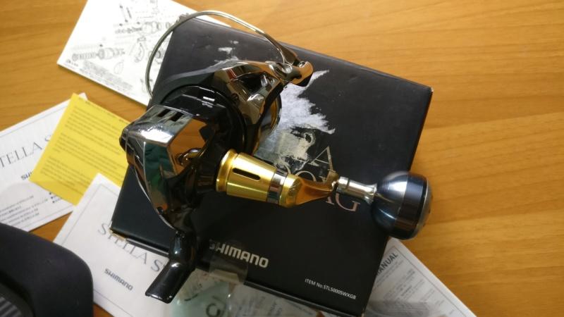 [vendo][usato] SHIMANO STELLA SW-B 5000XG Img_2057