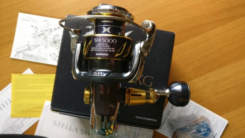 [vendo][usato] SHIMANO STELLA SW-B 5000XG Img_2058