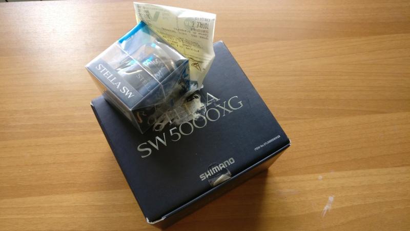 [vendo][usato] SHIMANO STELLA SW-B 5000XG Img_2061
