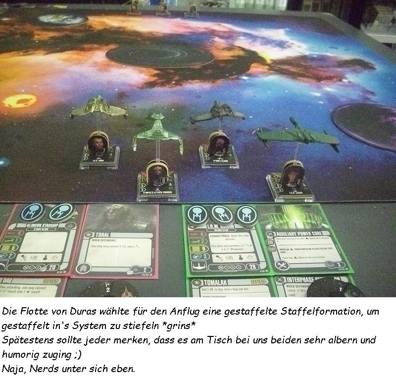 Klingonischer Bürgerkrieg mal anders  00221
