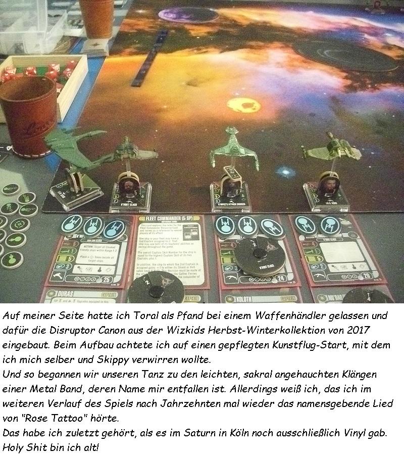 Klingonischer Bürgerkrieg mal anders  00222