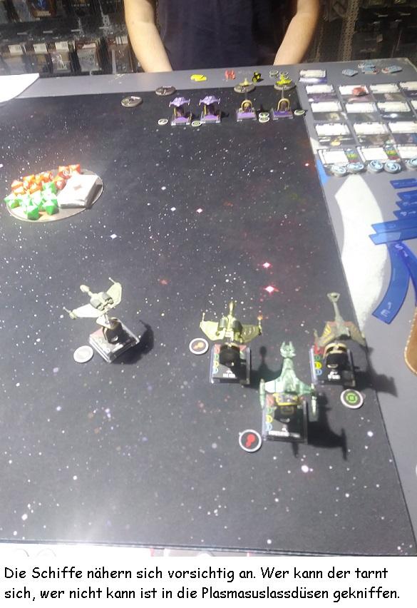 Testspiele Mission 1 und 2 für Turnier 00320