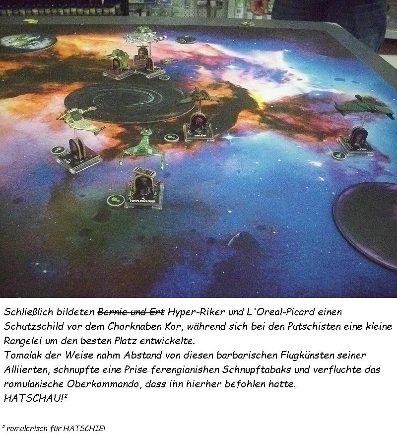 Klingonischer Bürgerkrieg mal anders  00517