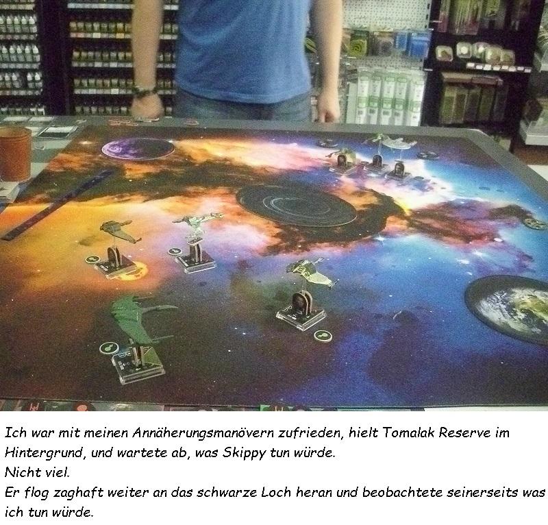 Klingonischer Bürgerkrieg mal anders  00518