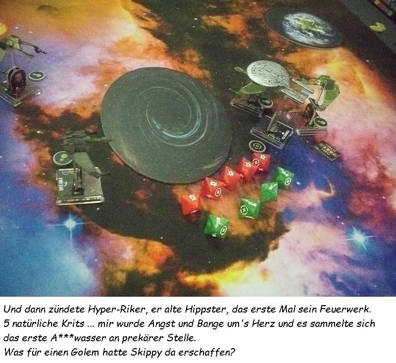 Klingonischer Bürgerkrieg mal anders  00617