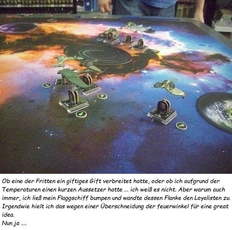 Klingonischer Bürgerkrieg mal anders  00618