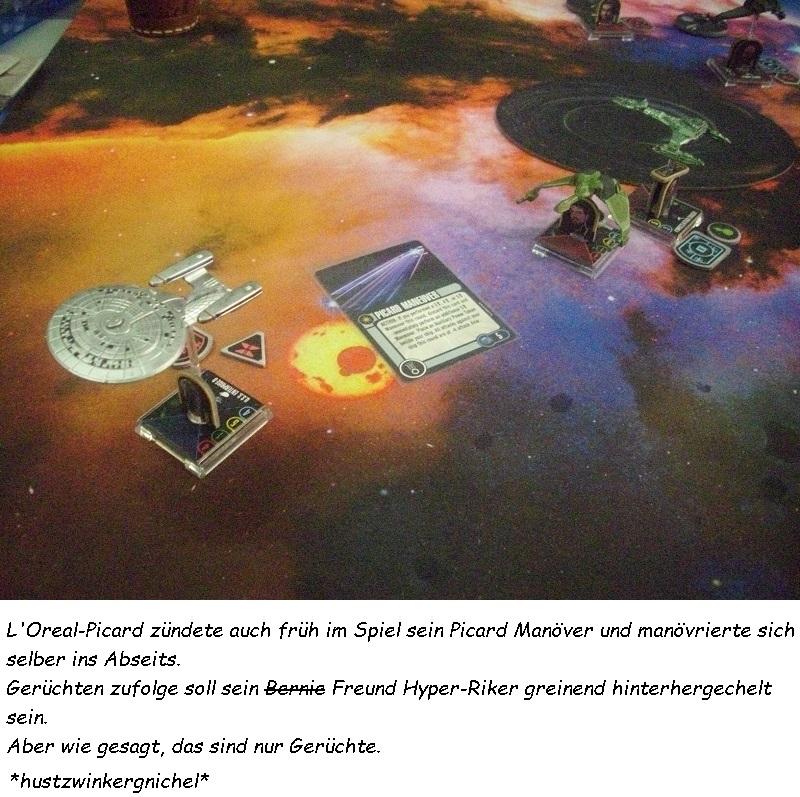 Klingonischer Bürgerkrieg mal anders  00715
