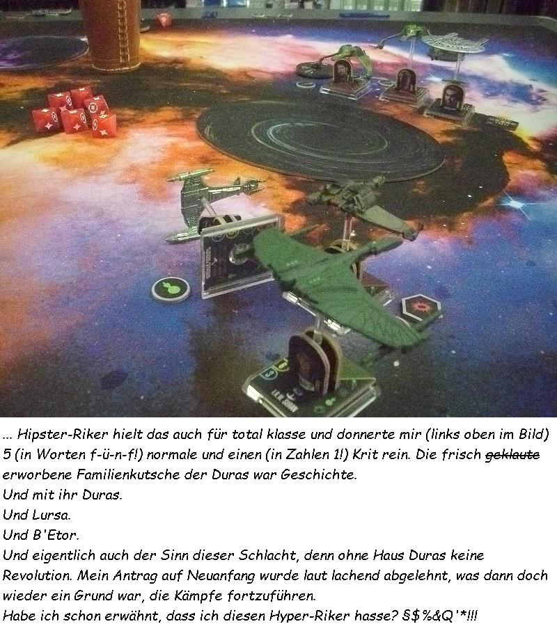 Klingonischer Bürgerkrieg mal anders  00716