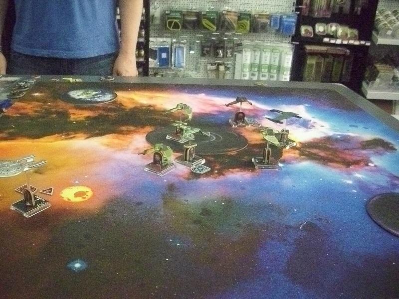 Klingonischer Bürgerkrieg mal anders  00918