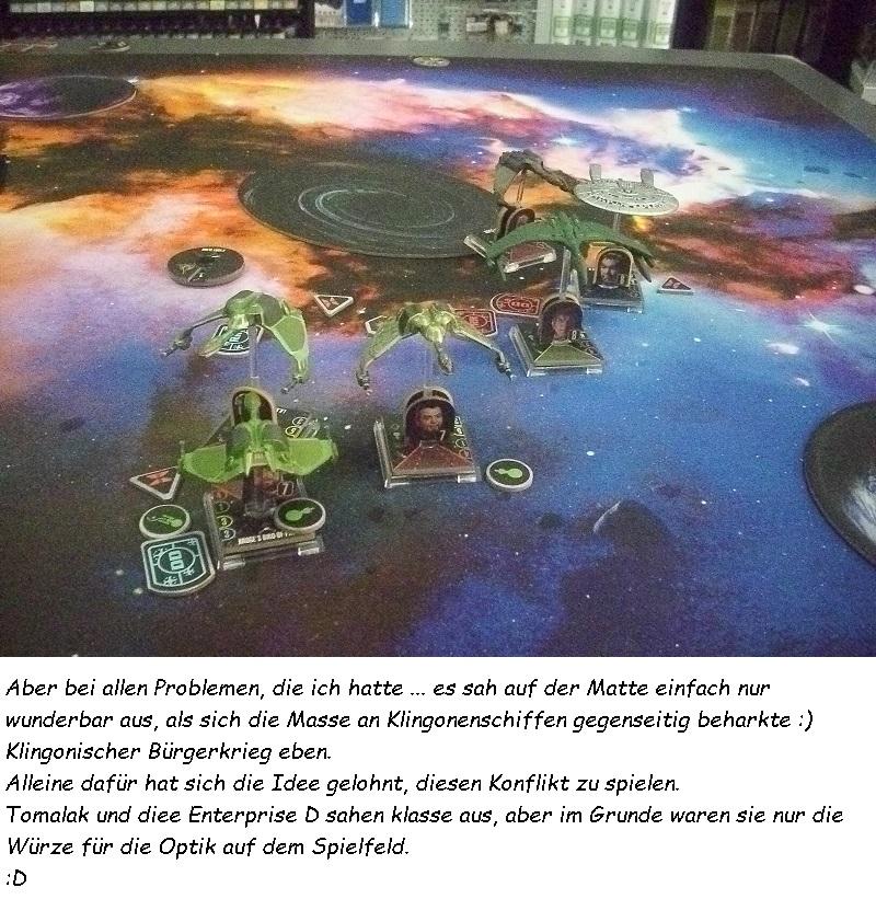 Klingonischer Bürgerkrieg mal anders  01019