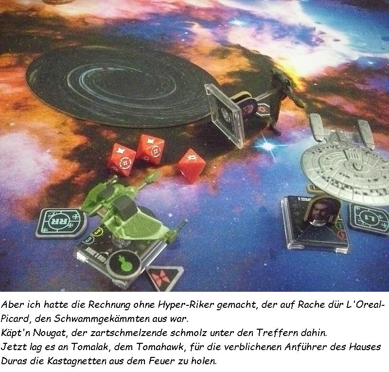 Klingonischer Bürgerkrieg mal anders  01216