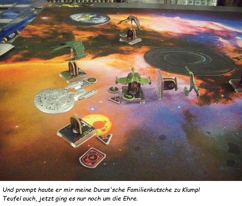 Klingonischer Bürgerkrieg mal anders  01416