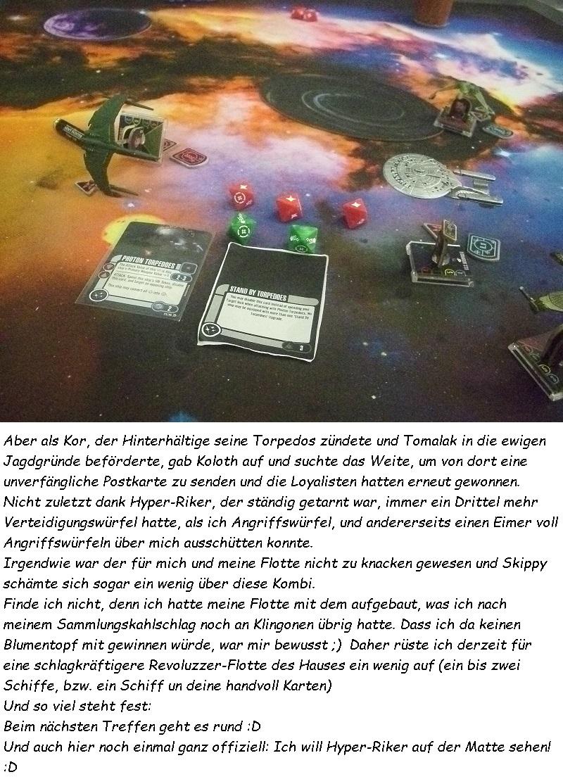 Klingonischer Bürgerkrieg mal anders  01417