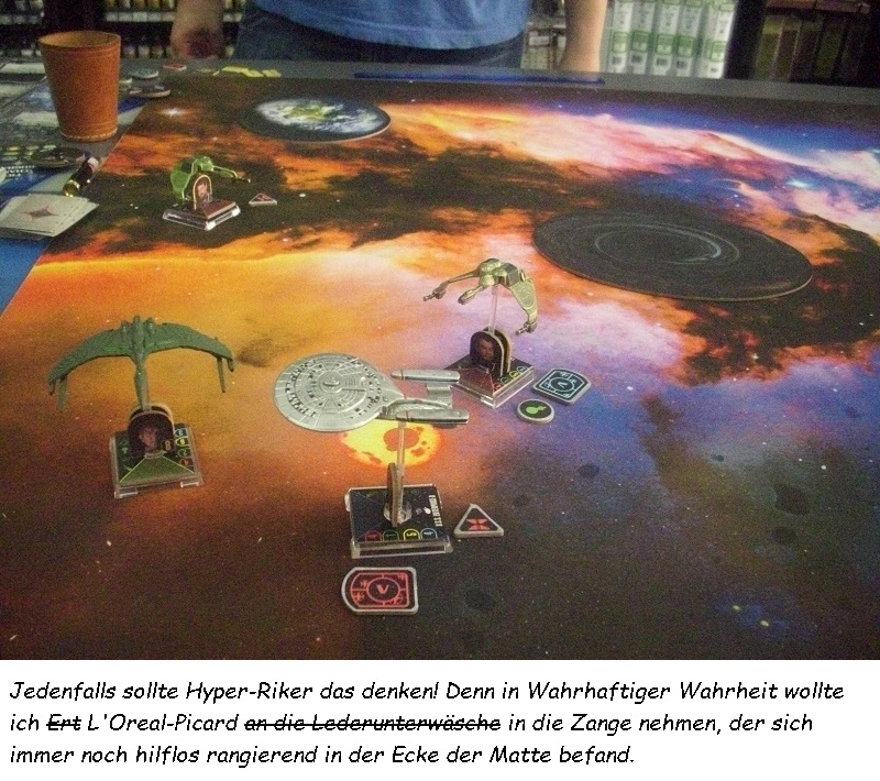 Klingonischer Bürgerkrieg mal anders  01716