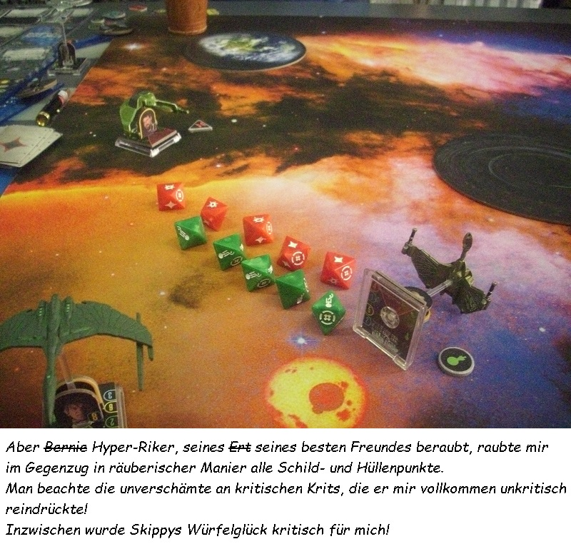 Klingonischer Bürgerkrieg mal anders  01916