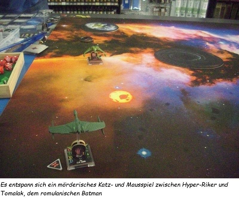 Klingonischer Bürgerkrieg mal anders  02017