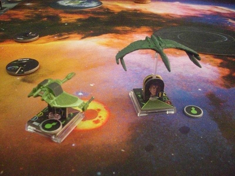 Klingonischer Bürgerkrieg mal anders  02511