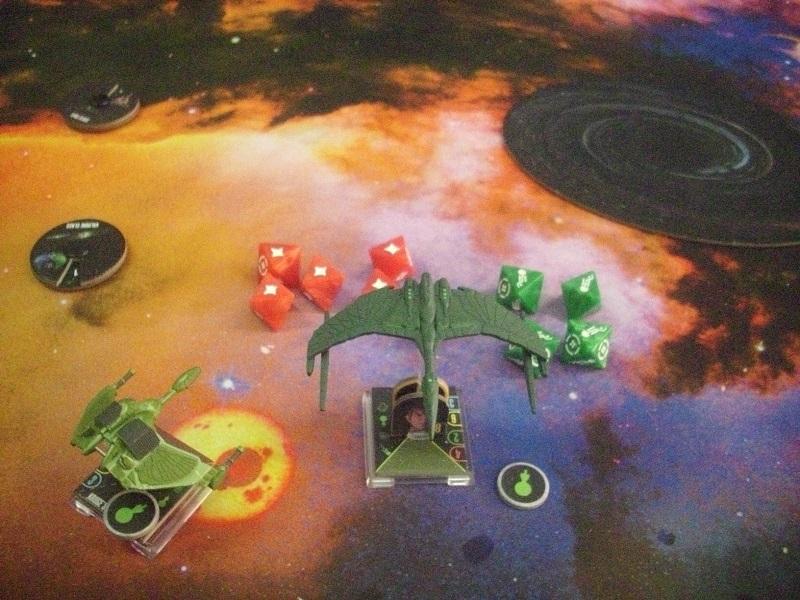 Klingonischer Bürgerkrieg mal anders  02611