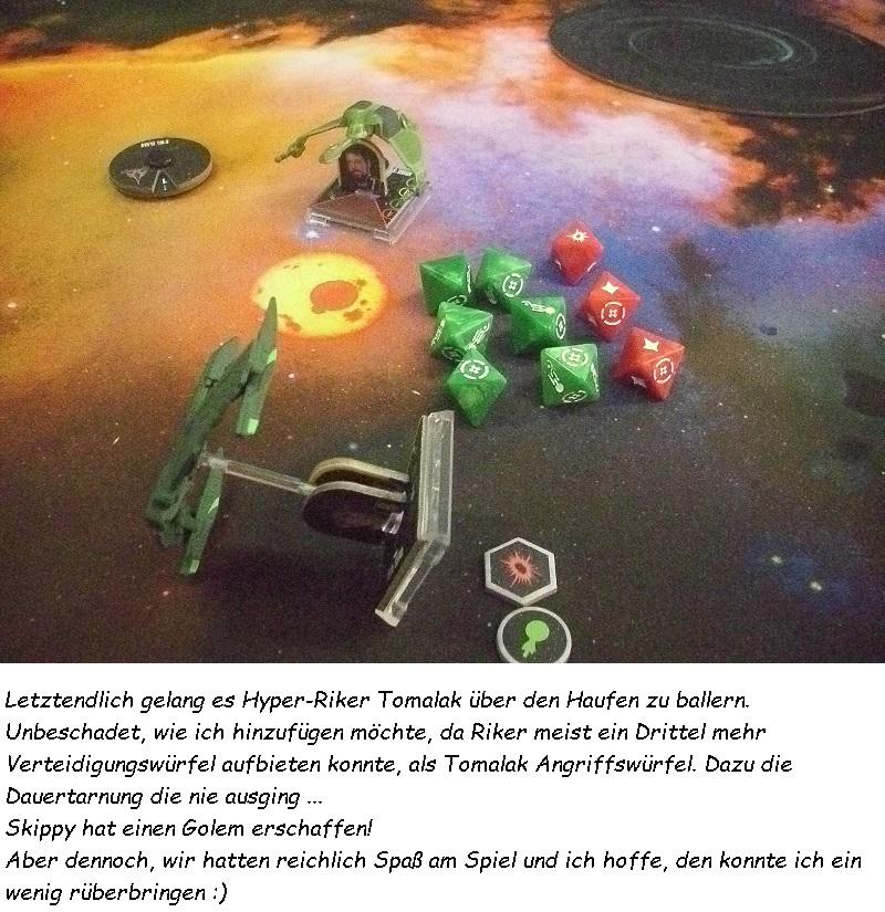 Klingonischer Bürgerkrieg mal anders  02811