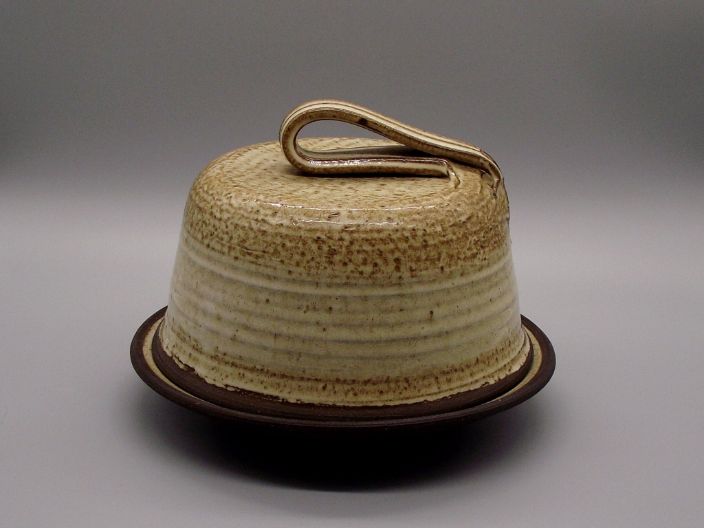 Cheese Dome w/Oriental Style Mark Dscf6510