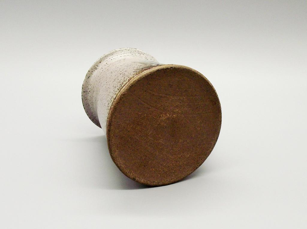 Stoneware Mug/Tankard With Flower Mark Similar To Vivika & Otto Heino Studio17