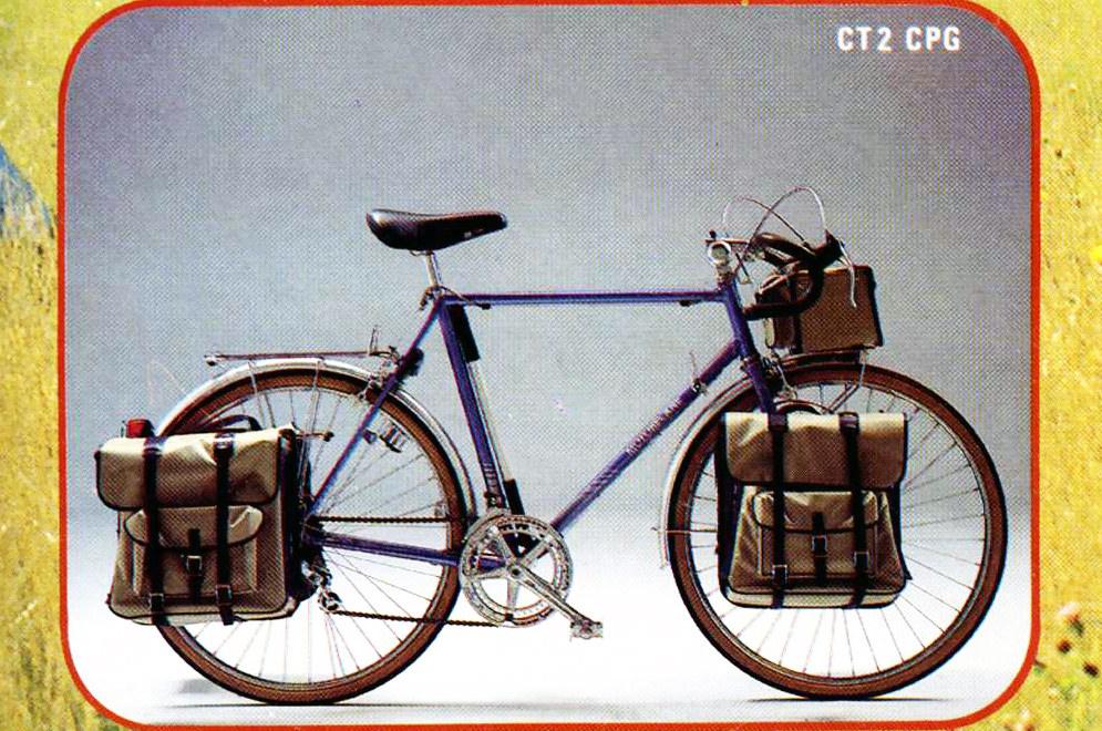 Motobécane CT2 CPG 1980 12496011