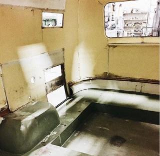 Le «makeover» de cette mini-roulotte vintage vous donnera envie de vivre d'amour et d'eau fraîche Captur38