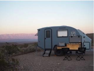 Mini-roulottes Offroad selon mbchoq Captur71