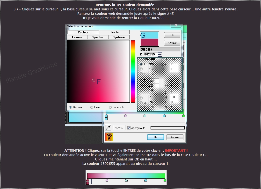 """Maîtriser le module externe dégradé """"Photofiltre Studio"""" 323"""