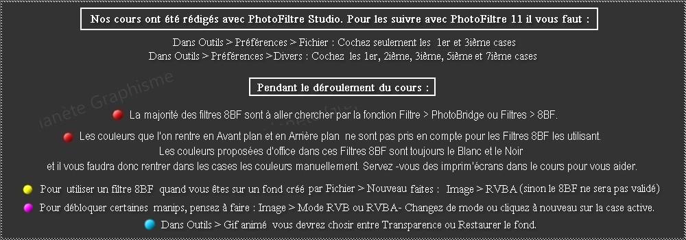 Cours Photofiltre Studio  et Cours Photofiltre 11: L'Insolente - Page 2 Photof16