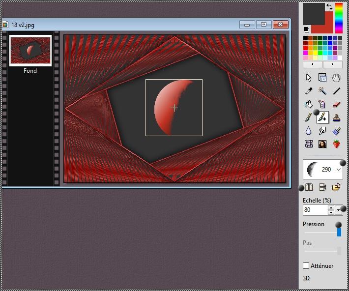 Cours Photofiltre Studio : Planète rouge - Page 2 Sans_131