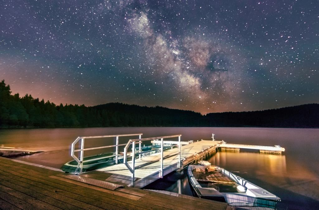 Photos de la voie lactée Lac_du10