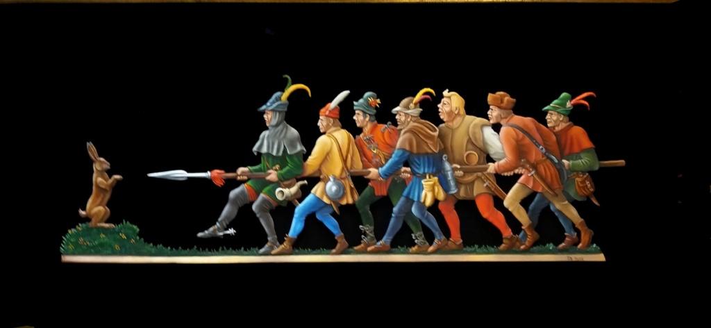 forum plats d'étain figurines historiques