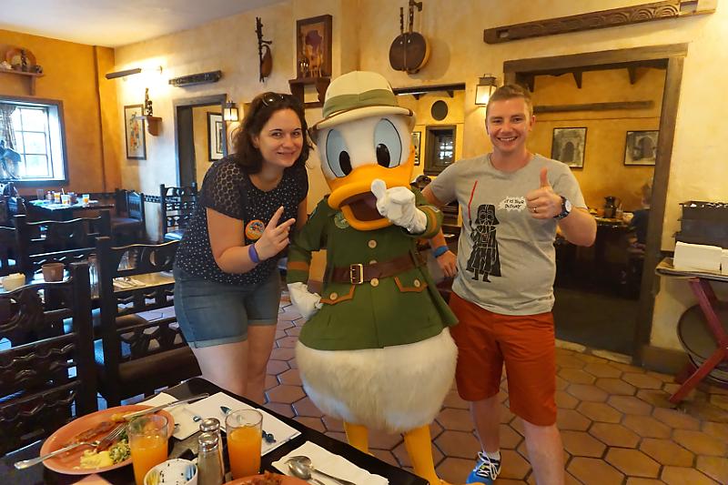 """The happiest place on Earth""  Walt Disney Wolrd Port Orléans Riverside du 11 au 20 Avril 2018 - Page 6 Dsc01919"