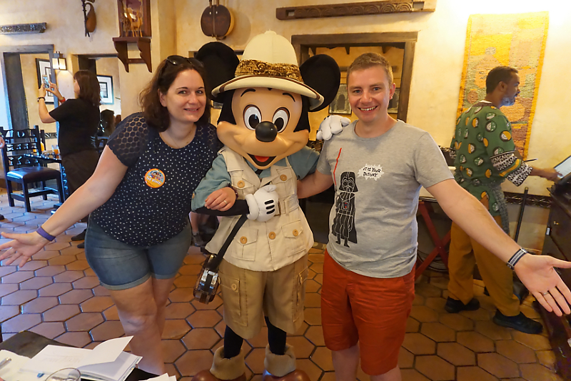 """The happiest place on Earth""  Walt Disney Wolrd Port Orléans Riverside du 11 au 20 Avril 2018 - Page 6 Dsc01923"