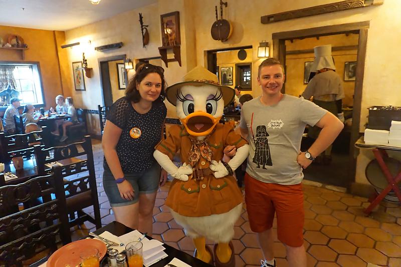 """The happiest place on Earth""  Walt Disney Wolrd Port Orléans Riverside du 11 au 20 Avril 2018 - Page 6 Dsc01924"