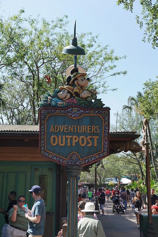 """The happiest place on Earth""  Walt Disney Wolrd Port Orléans Riverside du 11 au 20 Avril 2018 - Page 6 Dsc02110"