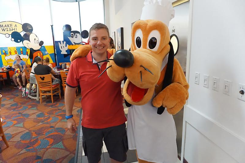 Tag 1 sur Disney Central Plaza Dsc02411