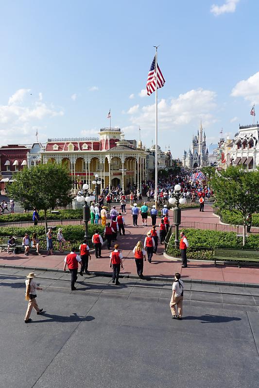 Tag 1 sur Disney Central Plaza Dsc02517