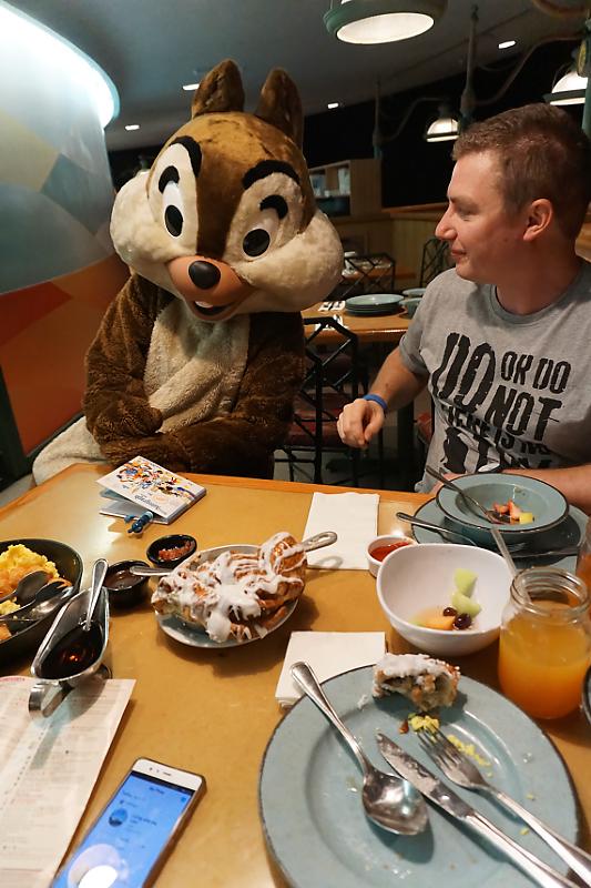"""The happiest place on Earth""  Walt Disney Wolrd Port Orléans Riverside du 11 au 20 Avril 2018 - Page 9 Dsc02625"