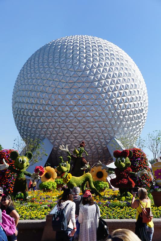 """The happiest place on Earth""  Walt Disney Wolrd Port Orléans Riverside du 11 au 20 Avril 2018 - Page 12 Dsc03417"