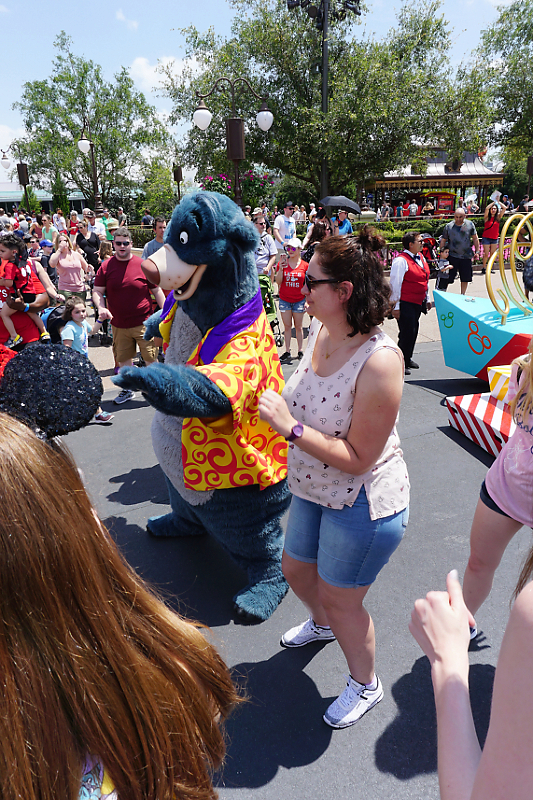"""The happiest place on Earth""  Walt Disney Wolrd Port Orléans Riverside du 11 au 20 Avril 2018 - Page 14 Dsc04727"