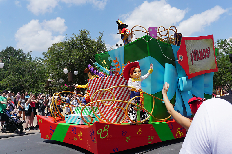 """The happiest place on Earth""  Walt Disney Wolrd Port Orléans Riverside du 11 au 20 Avril 2018 - Page 14 Dsc04730"