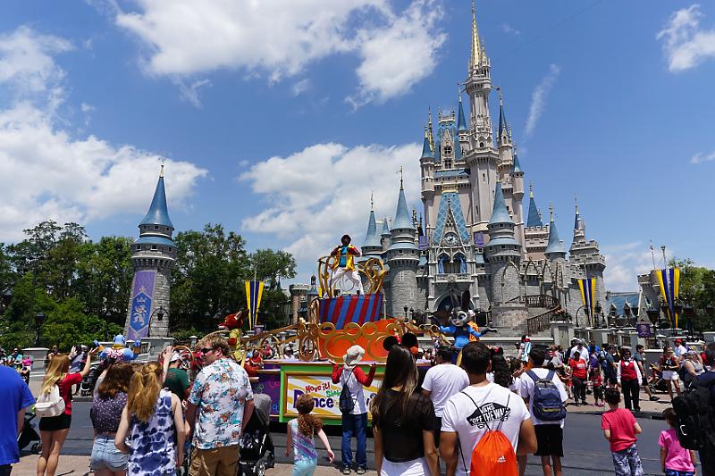 """The happiest place on Earth""  Walt Disney Wolrd Port Orléans Riverside du 11 au 20 Avril 2018 - Page 14 Dsc04731"