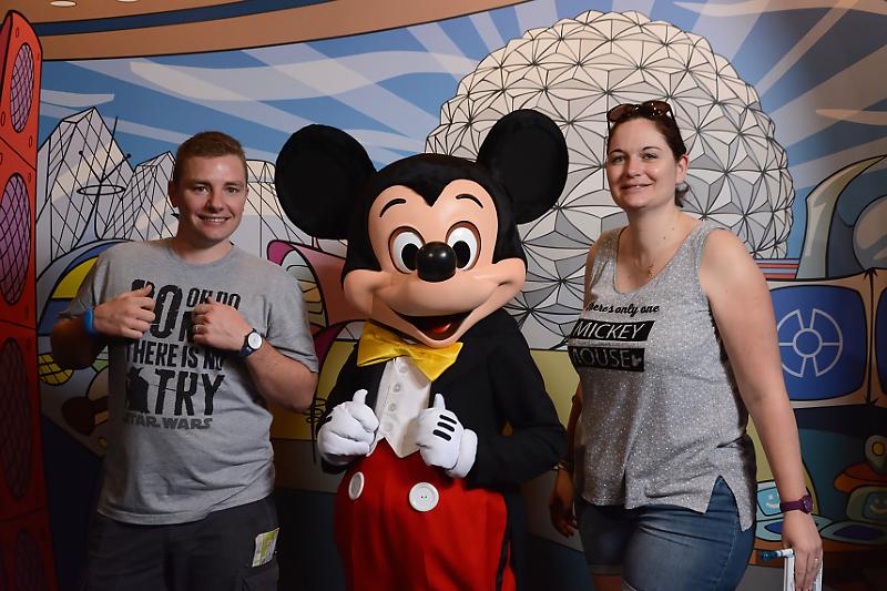 """The happiest place on Earth""  Walt Disney Wolrd Port Orléans Riverside du 11 au 20 Avril 2018 - Page 9 Epcot_15"