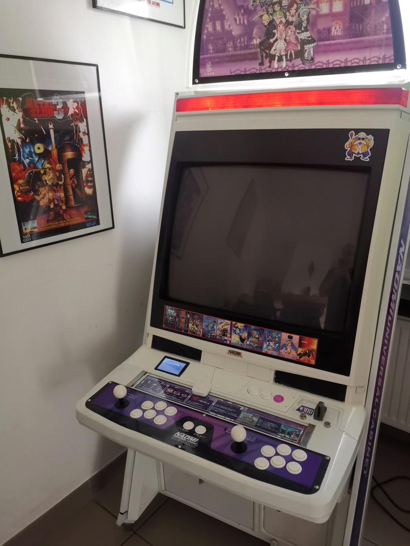 [VENDU ] borne arcade NAOMI Img_2026