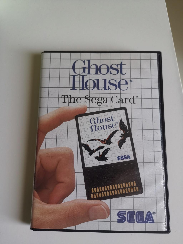 [VDS] ghost house sega card master ssytem Img_2044