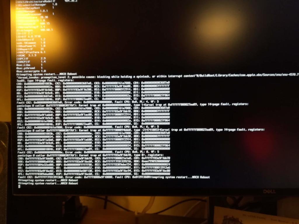 installation sur z390 et i9900k impossible Img_2013