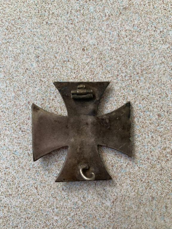 Identification croix de fer ek1 19190b10