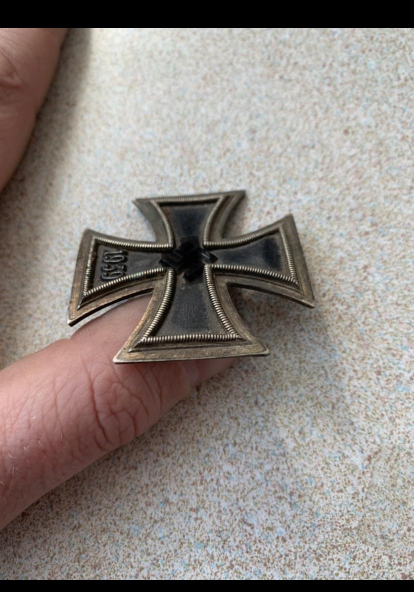 Identification croix de fer ek1 B99dbe10